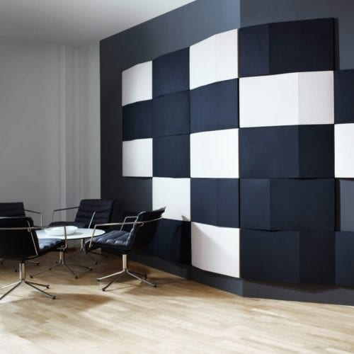 wool felt acoustic panel