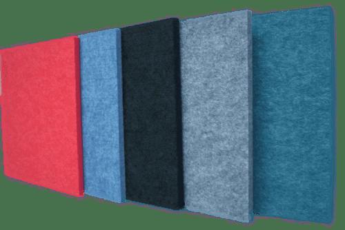 BIT Poly-Sonic Acoustic PET Felt panels